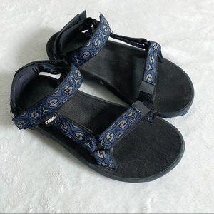 Teva hurricane 4 sport hiking sandals women's sz 6